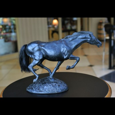Galloping Steed Sculpture