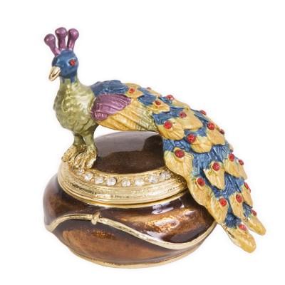 Peacock Atop