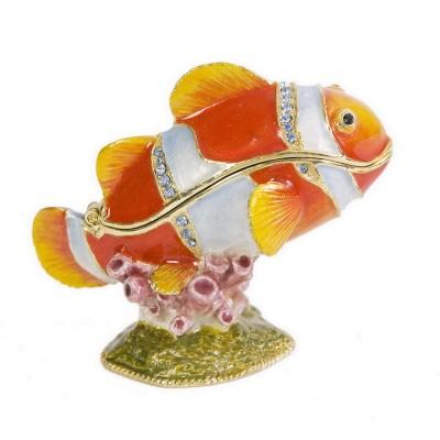 Emmett the Clown Fish