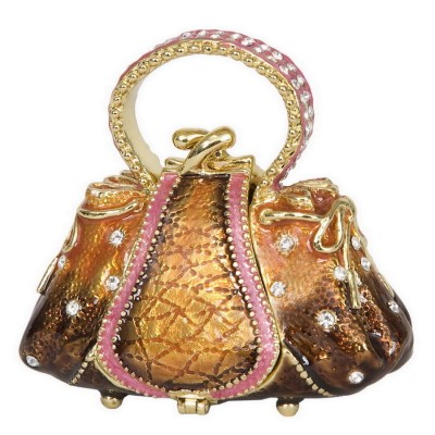 Stylin & Profilin Bronze Purse