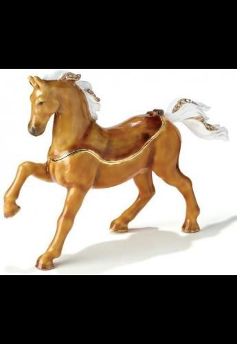 Blonde Arabian Horse