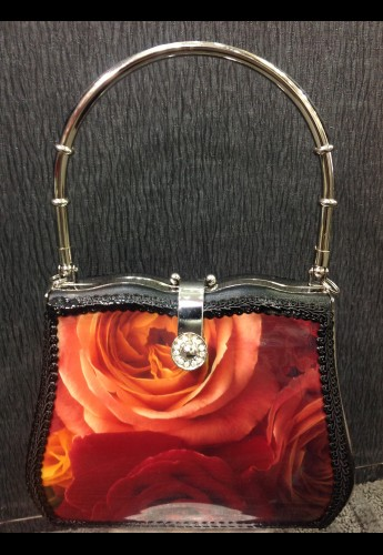 Bouquet of Roses Handbag