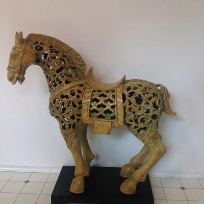 Lace Horse