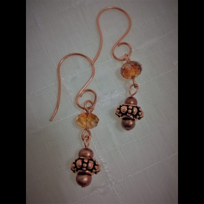 Earthen 2 Earrings