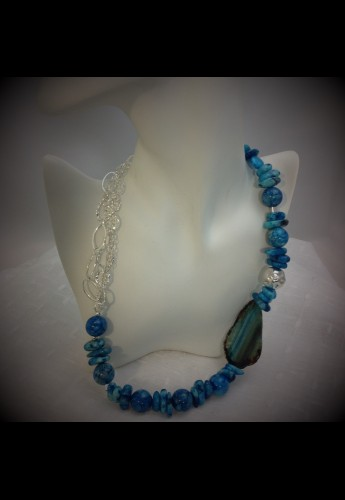 Caribbean Seas Necklace