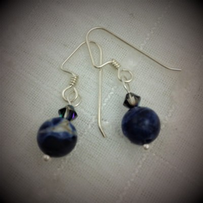 Denim Sweets Earrings