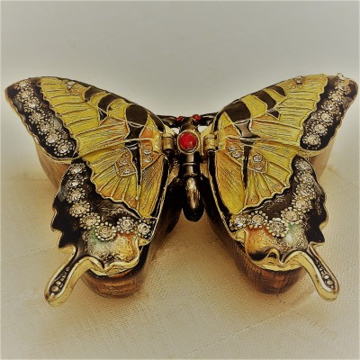 Gold Siam Butterfly