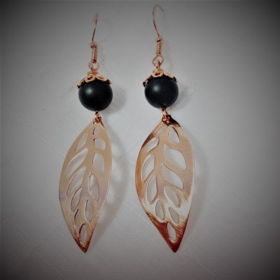 Oh Copper Earrings
