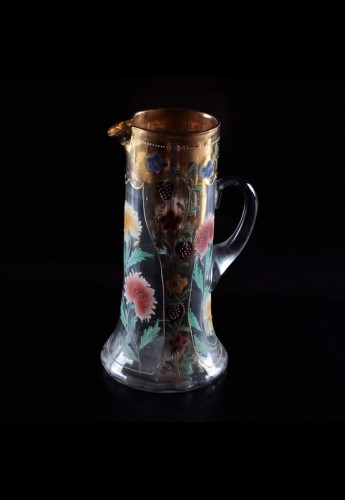 Flower Garden Pitcher