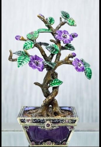 Amethyst Bonsai Tree
